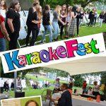 Sommerfest im Internat