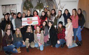 Spende für SOS-Kinderdorf